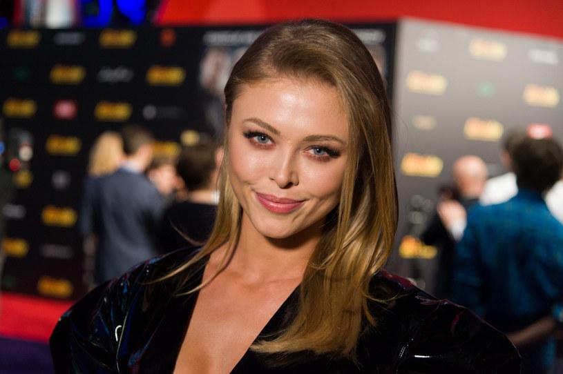 Joanna Opozda wcieliła się w legendę kina - Brigitte Bardot /Artur Zawadzki /Reporter