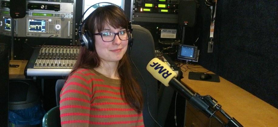 Joanna Oracz /Kamil Młodawski /RMF FM