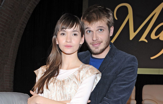 Joanna Osyda i Tomasz Ciachorowski, fot. Andras Szilagyi  /MWMedia