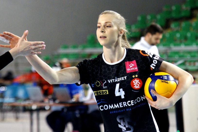 Joanna Pacak /Mateusz Bosiacki /Newspix