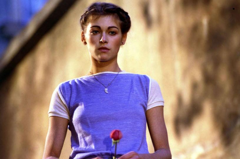 "Joanna Pacuła w filmie ""Jan Serce"" z roku 1981 /East News"
