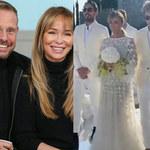 Joanna Przetakiewicz i Rinke Rooyens już po ślubie. Jest piękne wideo z uroczystości