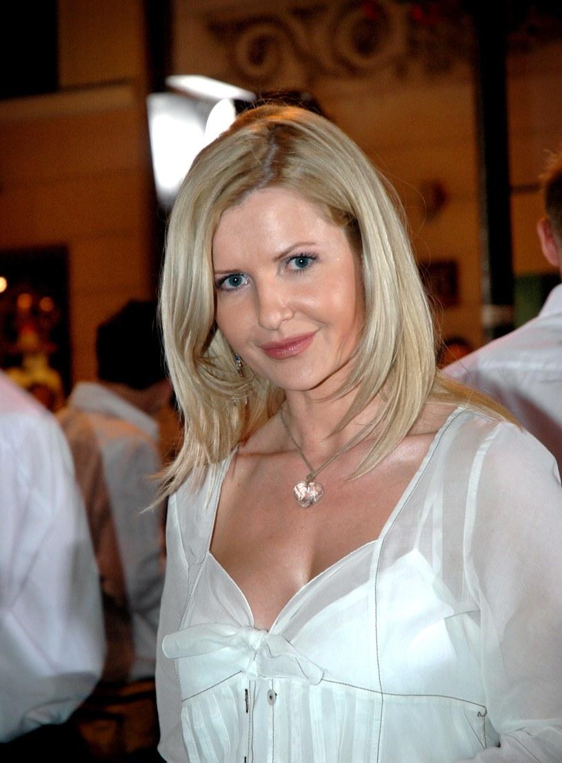 Joanna Racewicz (2006 rok) /- /MWMedia