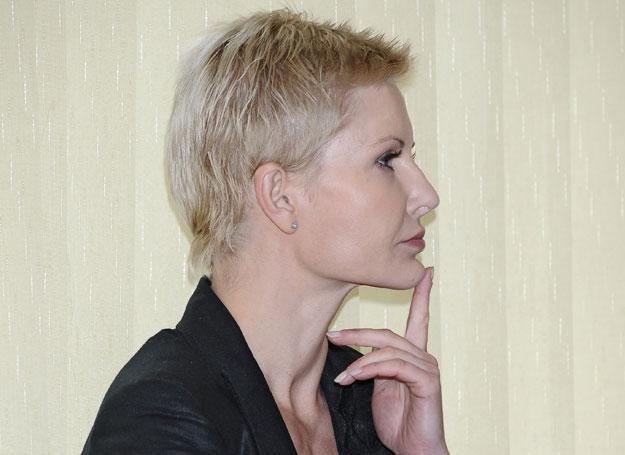 Joanna Racewicz straciła w katastrofie pod Smoleńskiem męża/ fot. a. Szilagyi /MWMedia