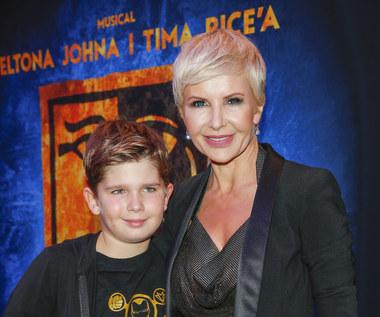 Joanna Racewicz zażenowana poziomem ludzi, którzy hejtowali ją za zaszczepienie syna