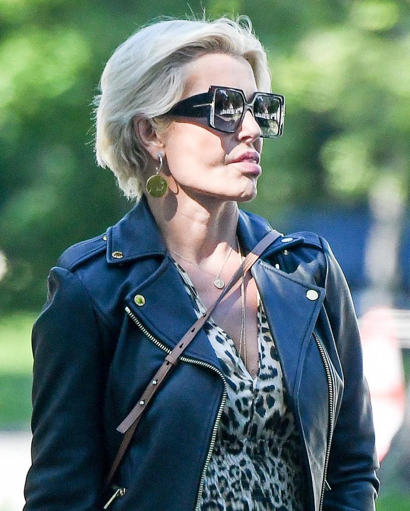 Joanna Racewicz /pomponik exclusive