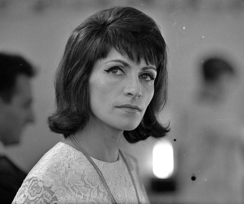 Joanna Rawik, lata 60. /Andrzej Wiernicki /Agencja FORUM