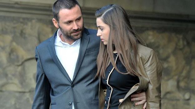 Joanna rozwodzi się z mężem. Do sądu przyszła z kochankiem /MTL Maxfilm