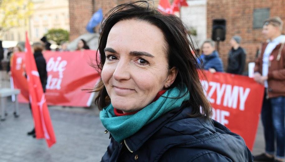 Joanna Sadzik /Jacek Bednarczyk   /PAP