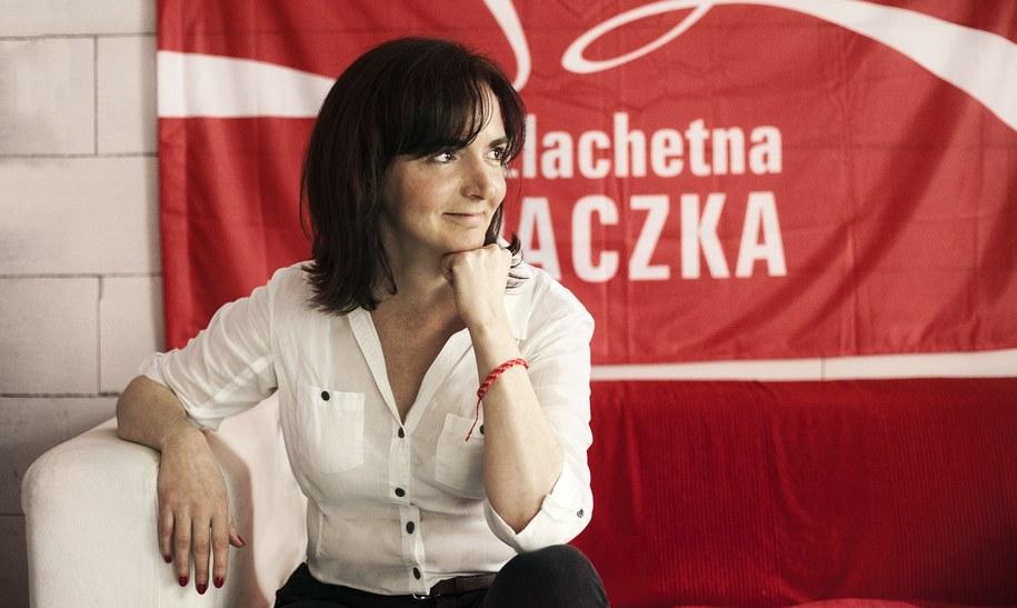 Joanna Sadzik /Szlachetna Paczka /Materiały prasowe