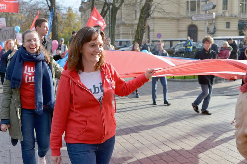 Joanna Sadzik /LUKASZ KALINOWSKI /East News