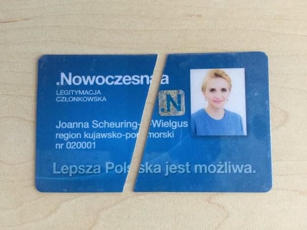 Joanna Scheuring-Wielgus odchodzi z Nowoczesnej: Nie akceptuję fałszu