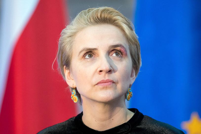 Joanna Scheuring-Wielgus /Andrzej Iwańczuk /East News