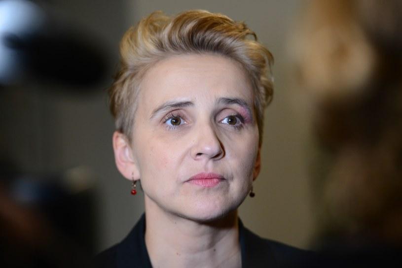 Joanna Scheuring-Wielgus /Adam Staśkiewicz /East News