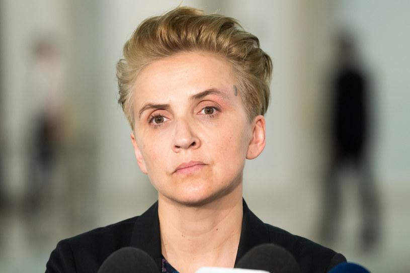 Joanna Scheuring-Wielgus /Wojciech Stóżyk /East News