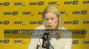 Joanna Schmidt: Byłam sekowana w klubie Nowoczesna
