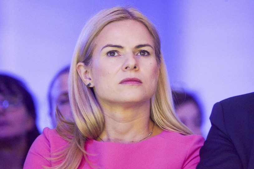 Joanna Schmidt /Fot. Piotr Kamionka /Reporter