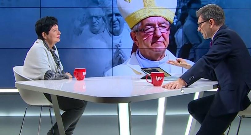 Joanna Senyszyn w wywiadzie dla WP /interia /