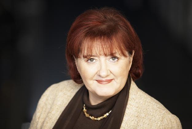 Joanna Strzelec-Łobodzińska, prezes Kompanii Węglowej /Informacja prasowa