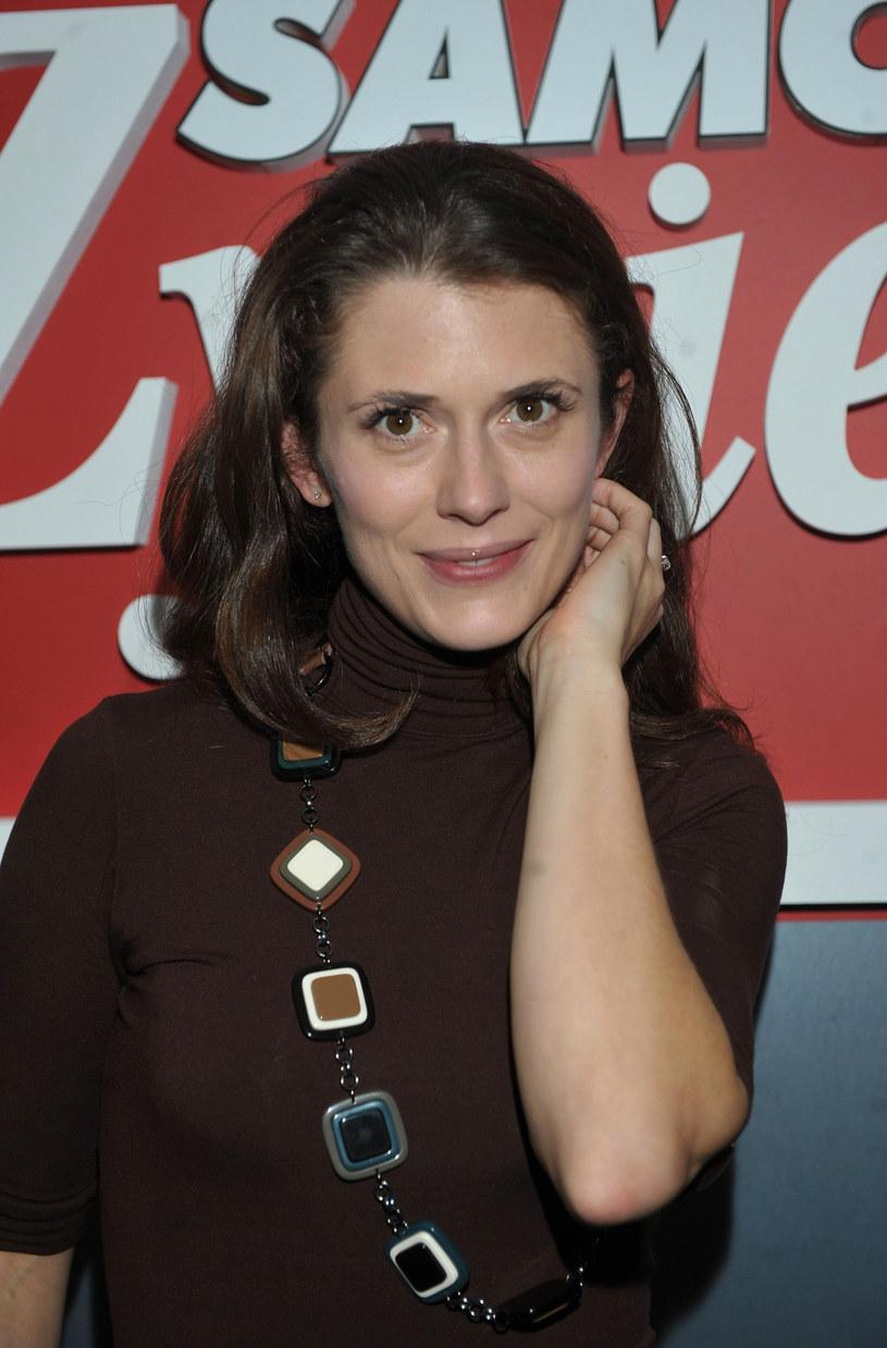 Joanna Sydor w 2008 roku /Piotr Fotek /Reporter