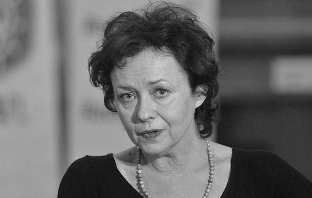 Joanna Szczepkowska, fot.Niemiec  /AKPA