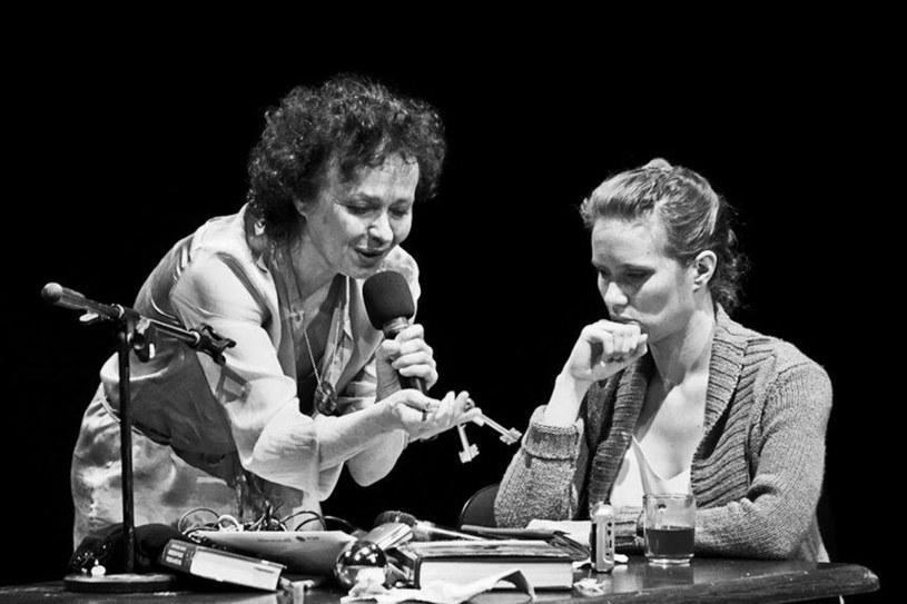 Joanna Szczepkowska i Hanna Konarowska /materiały prasowe