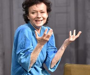 Joanna Szczepkowska wyreżyserowała autorski spektakl