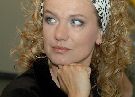 Joanna Trzepiecińska /fot.Andrzej Szilagyi /MWMedia