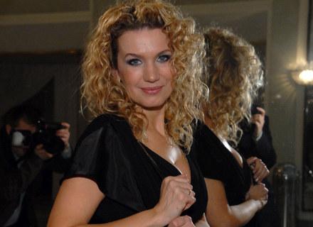 Joanna Trzepiecińska, fot. Andrzej Szilagyi /MWMedia