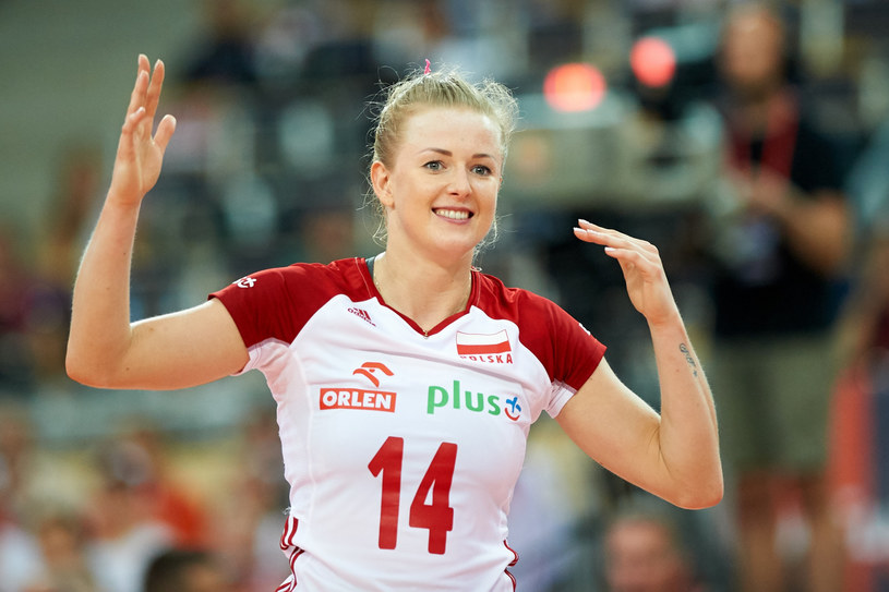Joanna Wołosz /Fot. Łukasz Szeląg/REPORTER /East News