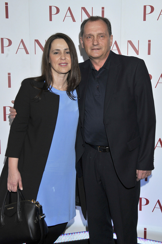 Joanna Wysocka i Wojciech Wysocki tworzą od lat zgodne małżeństwo /AKPA