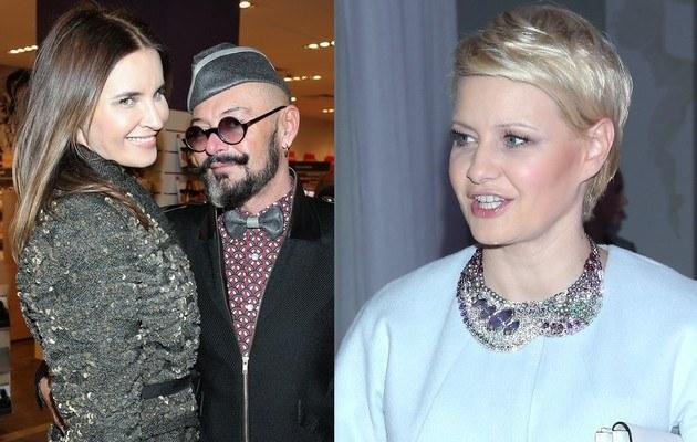 Joanna z Tomkiem i Małgorzata /- /MWMedia