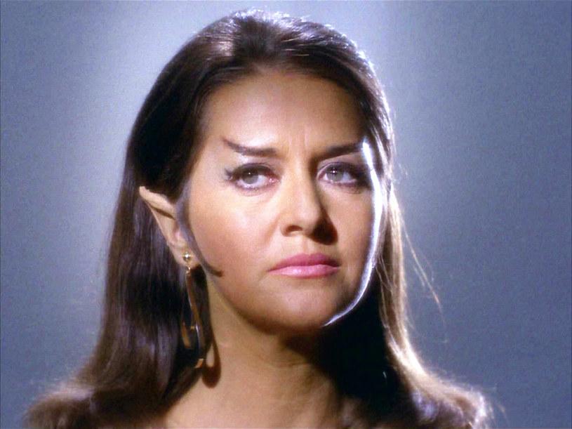 """Joanne Linville w serialu """"Star Trek"""" /CBS /Getty Images"""