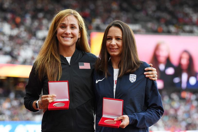 Joanne Pavey (z prawej) /Getty Images