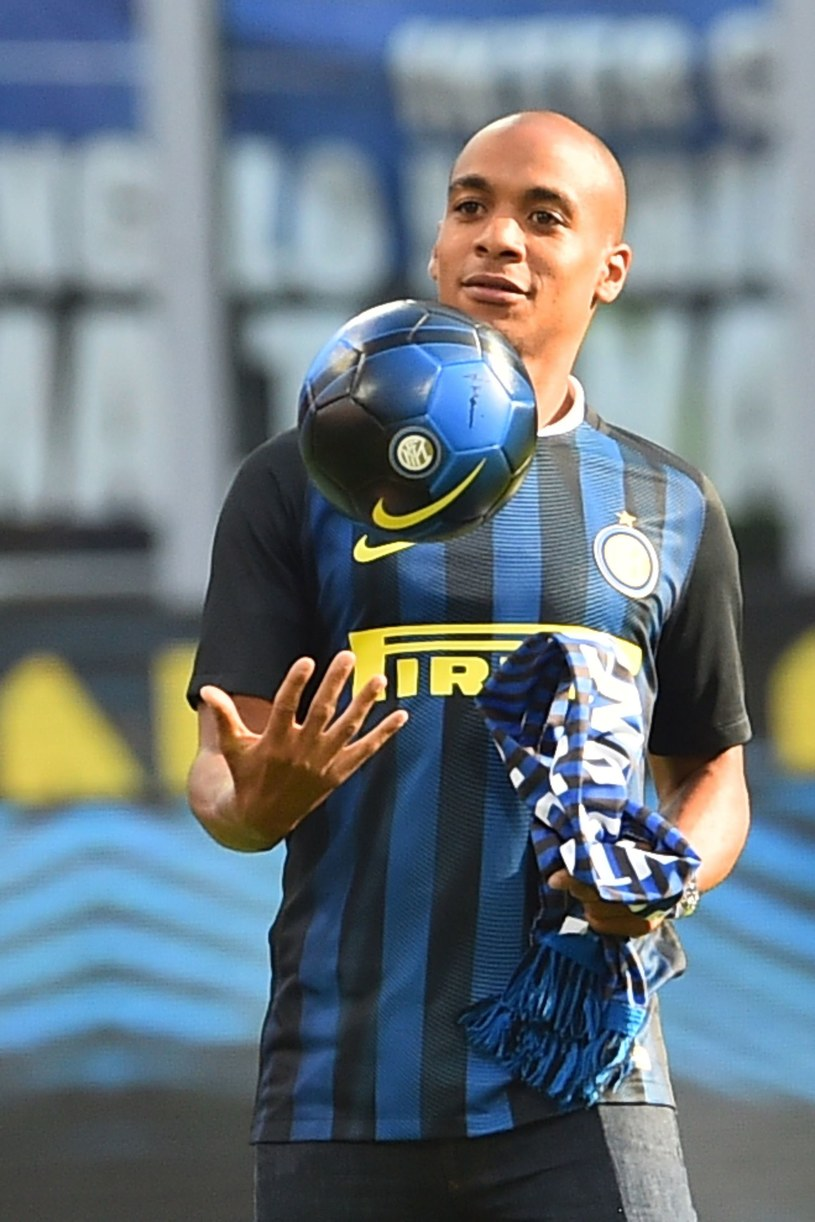 Joao Mario przeszedł ze Sportingu do Interu Mediolan za 40 mln euro /AFP