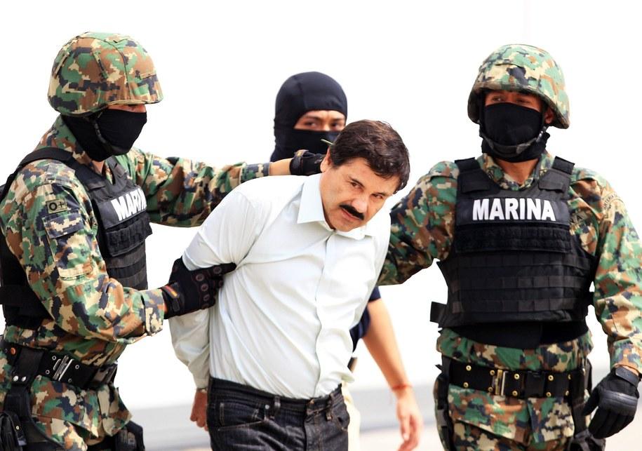 "Joaquin ""El Chapo"" Guzman /PAP/EPA/Mario Guzmán /PAP/EPA"