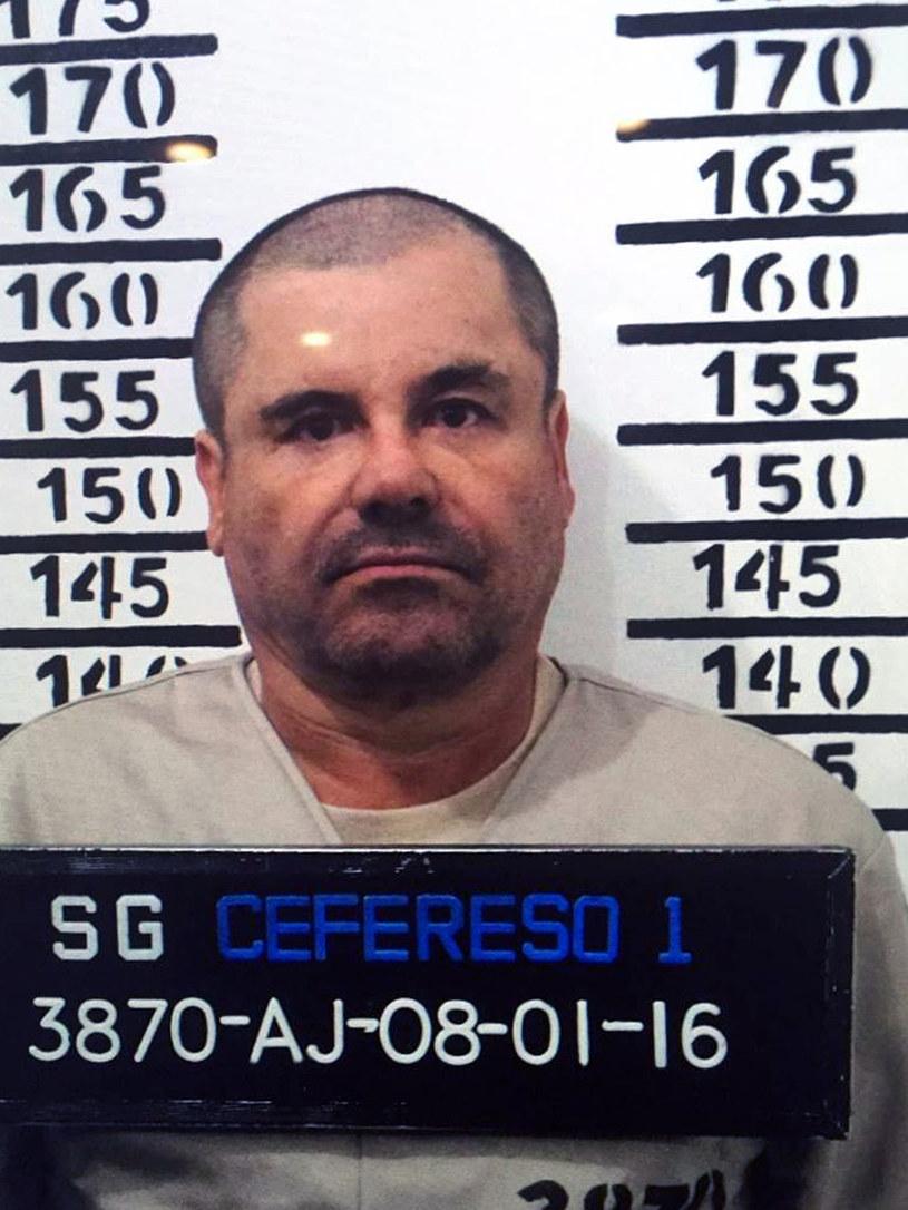 "Joaquin ""El Chapo"" Guzman /AFP"