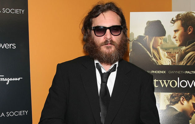 Joaquin Phoenix, fot. Michael Loccisano   /Getty Images/Flash Press Media