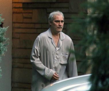 Joaquin Phoenix mocno przytył i posiwiał do nowej roli