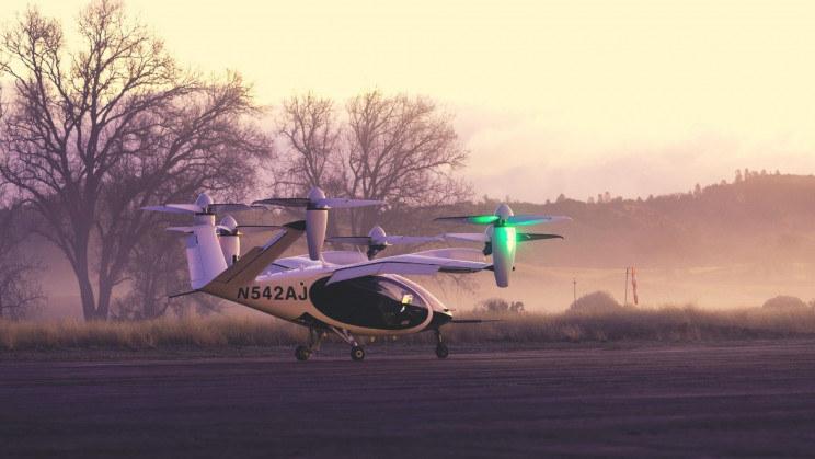 Joby Aviation /materiały prasowe