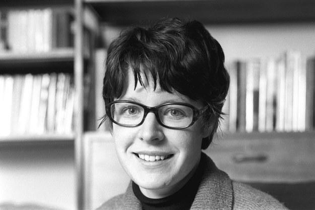 Jocelyn Bell Burnell / PA Archive /PAP/EPA