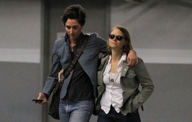 Jodie Foster i Alexandra Hedison /Splashnews