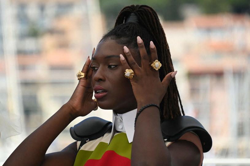 Jodie Turner-Smith padła ostatnio ofiarą rasistowskiej nagonki /CHRISTOPHE SIMON/AFP/East News /East News