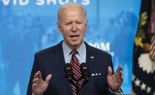 Joe Biden chce podnieść podatki dla najlepiej zarabiających
