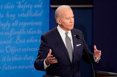 Joe Biden critical of Poland. She called in addition to white Russia
