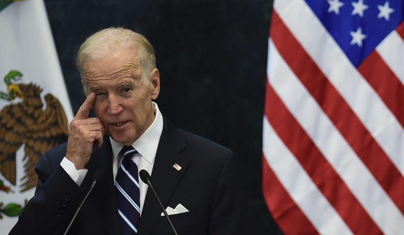 Joe Biden pojawi się na oscarowej gali /AFP