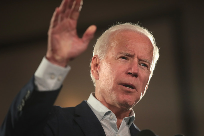 Joe Biden powalczy z Donaldem Trumpem o prezydenturę? /AFP