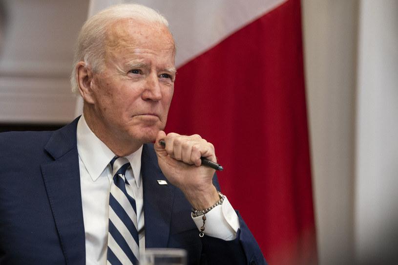 Joe Biden, prezydent USA /Anna Moneymaker/The New York Times/Bloomberg /Getty Images