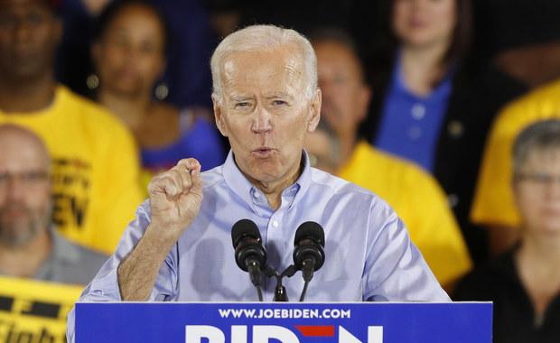 """Joe Biden rozpoczął kampanię prezydencką. """"Wy zbudowaliście ten kraj"""""""