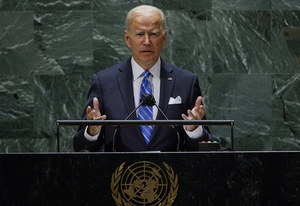 Joe Biden: USA nie chcą nowej zimnej wojny